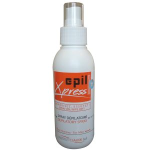 Epil xpress homme Institut Claude Bell
