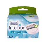 Wilkinson Intuition 4 Sensitive - Boite de 3 recharges
