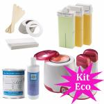 Kit complet Chauffe-cire Combiné F306 800 ml
