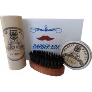 Kit coffret soins à barbe Mr Bear Family